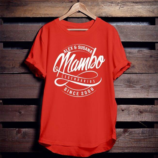 Camiseta clases de salsa 01